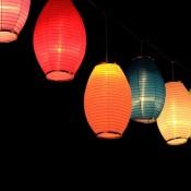 Lampionnenoptocht S.V. De Schommel